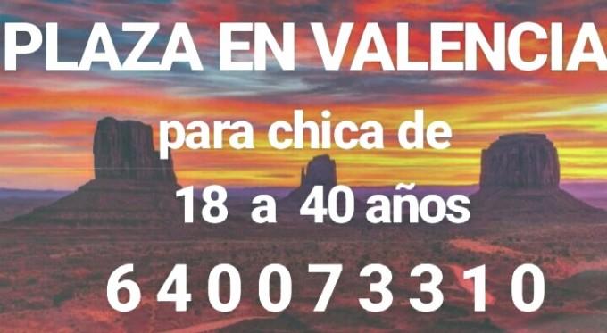 640073310 - PLAZA EN VALENCIA, POCAS ESCORTS  - milescorts.es