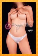Soy Ana, una Madrileña de peligrosas Curvas De Infarto. .Toda Ella Irradia Frescura,Sensualidad Y Er...