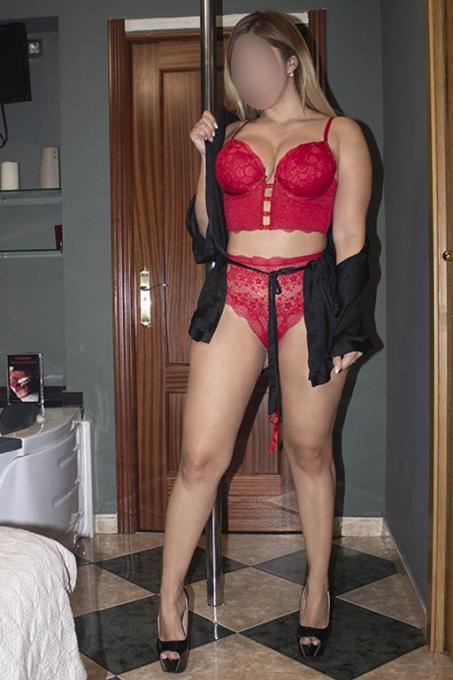 654881915 - Sara la rubia que te follará dejara seco - milescorts.es